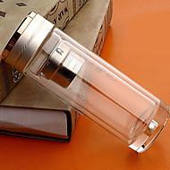 brindes para empresas de alta borosilicato copo de vidro com filtro garrafa casa portátil