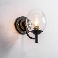 ac 220-240 max 60w e14 luz ambiente luz de parede tradicional / clássico arandelas de parede