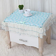 Rural Multi-purpose Towel Lace Tablecloth (60*60cm)
