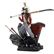 savaş garaj kiti anime aksiyon figürleri modeli oyuncak hawkeye Mihawk kralı diğer tiyatro sürümü üstünde