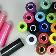 Multifarvet Polyester 1 stk.