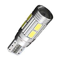 20x canbus cunha t10 branco 192 168 194 W5W 10 5630 SMD LED lâmpada de erro lâmpada 12v livre
