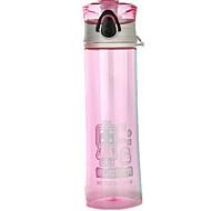 MOTE PP Garrafa de agua verde / rosa