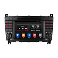 "ownice 7 ""16g rom quad core bil dvd spiller for mwrcedes-Benz C-klasse W203 CLK W209 med android 4.4 gps radio 1024 * 600"