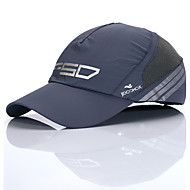 Caps/Stadsmuts Hoed Dames Heren Unisex Sneldrogend Ademend voor Golf Recreatiesport Honkbal Fietsen/Fietsen