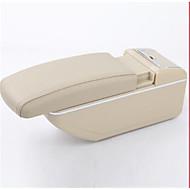 automotive producten armsteun box oorspronkelijke gratis punch modificatie auto-interieur