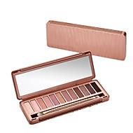 1Pcs Sales Of 12 Colors Eyeshadow Palette Earth Nude Make-Up NK3 Generation Silty Eye Shadow Exquisite Natural Nude Make-Up