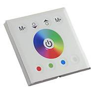 full colour touch panel rgb controller