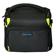 -Taske-Universal-En-Skulder-Støv-sikker-Grøn / Rød