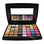 48 Color in 1 Palette לוח צלליות יבש / מט / מנצנצים לוח צללית פודרה גדולאיפור להאלווין / איפור למסיבה / איפור יום / איפור פיה / איפור עין