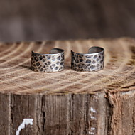 Ohrring Kreisform Schmuck 1 Paar Modisch Alltag / Normal Aleación Damen Silber