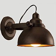 LED Lâmpadas de Parede,Rústico/Campestre Metal