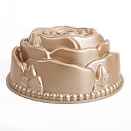 Chefmade Professional Baking Aluminum Fashionable Design Cakes 240*240*100