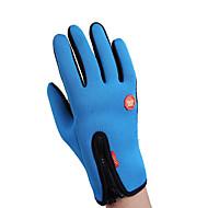 Luvas de esqui Dedo Total Homens Mulheres Unisexo Luvas Esportivas Manter Quente Prova-de-Água Esqui Alpinismo Luvas de Ciclismo Luvas de
