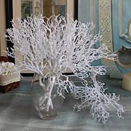 1 1 haara Polyesteri / Muovi Others Pöytäkukka Keinotekoinen Flowers 14.17inch/36cm