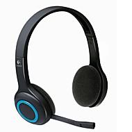 Logitech H600 Langattomat kuulokkeetForTietokoneWithMikrofonilla / FM-radio / Kohinanpoisto