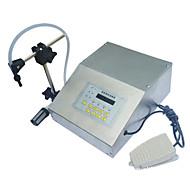 máquina de enchimento líquido semi-automático (preenchendo a cabeça 1; o volume de enchimento 5-3500 (ml); potência 0,03 (kw))