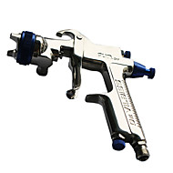 pistola de pintura pistola de aço inoxidável