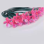 5m 20 led string rose fleur de cerisier