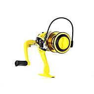 סלילי טווייה 5.2/1 8 מיסבים כדוריים ניתן להחלפה Spinning / דיג בפתיון-FG1000-5000 ACME