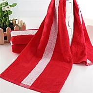 "1 PC Full Cotton Yoga Towel Sport Towel 13"" by 43"" Super Soft"