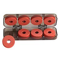 Leinen Box Wasserdicht 1 Schale*#*20 Fester Kunststoff