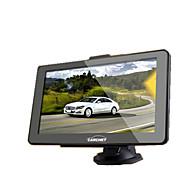 Car 7 Inch Touchscreen Gps Navigation 128Mb Ram 4Gb + America Map