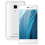 "Leagoo Leagoo Z1 6.0 "" Android 5.1 3G smartphone ( Dobbelt SIM Quad Core 1.3 MP / 3 MP 512MB + 8 GB Sort / Gyldent / Hvid )"