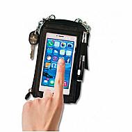 Kerékpáros táska 0.5LCsomag derékra / Pénztárcák / Kerékpár Hátizsák / Karperec táska / Válltáska / Kézitáska / Belt Pouch / Cell Phone
