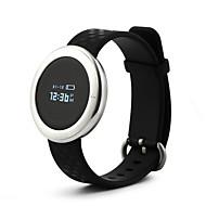 kimlink ET01 Bluetooth Smart Uhr, Bluetooth 4.0 / Herzfrequenz-Monitor / Schlaf-Tracker für iOS- und Android-