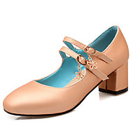 Women's Shoes Spring / Summer / Fall / Winter Heels / Mary Jane / Round Toe Heels Office & Career / Party & Evening
