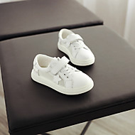 Unisex Flats Spring / Fall Comfort Rubber Casual Flat Heel Others White Others