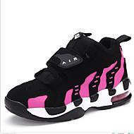 יוניסקס-נעלי ספורט-דמוי עור-קריפרס-כחול / אדום / לבן-שטח / קז'ואל-פלטפורמה