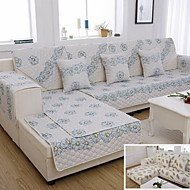 50 * 50 nye designen tosidige børstet stoff sofa pute diamant fløyelspute (tilfeldig mønster)