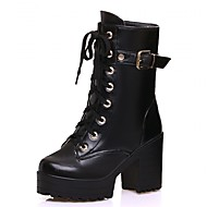 Wome/ Fall / WinterHeels / Platform / Cowboy  / Sccasion Heel Type Accents Color Performancenow Boots / Fashion