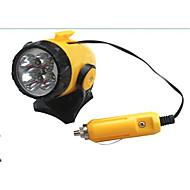 Auto Notfall-Lampe 12VLED Arbeitslampe Magnet Scheinwerfer Entstörungs Lampe Wartung hk-702