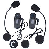 2 db 2016 frissített TCOM-sc bt bluetooth bukósisak kaputelefon kaputelefon fülhallgatót lcd képernyő FM rádió