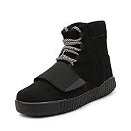 Men's Fashion Boots Casual//Party & Evening Suede Leather Medium cut Boost