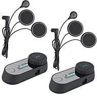 2db 2016 verzió TCOM-sc bt bluetooth bukósisak kaputelefon kaputelefon fülhallgató lcd képernyő fm radiosoft fülhallgató