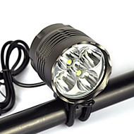 תאורה פנסי ראש / פנסי אופניים / פנסים ותאורה לאוהל / רצועות פנס / אורות זוהר אופניים / פנס קדמי לאופניים / אורות בטיחות LED 8000 Lumens 1