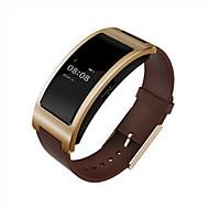 NONE Smart Bracelet ÄlyrannekeVedenkestävä / Poltetut kalorit / Askelmittarit / Liikuntavihko / Sykemittari / Kosketusnäyttö /
