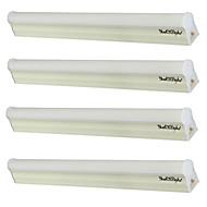 4,5 T5 Röhrenlampen Röhre 24 SMD 2835 360 lm Warmes Weiß / Kühles Weiß Dekorativ AC 85-265 / AC 220-240 / AC 110-130 V 4 Stück