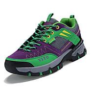 יוניסקס-נעלי ספורט-בד-נוחות-כחול צהוב ירוק ורוד חאקי-יומיומי-עקב שטוח