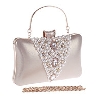 Women Special Material / Poly urethane Event/Party / Wedding Evening Bag
