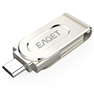 EAGET V88 32G 360 Rotation USB3.0/OTG Flash Drive U Disk for Mobile Phones Tablet PC Mac/PC