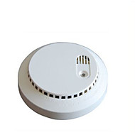 røgalarm med fotoelektrisk sensor og DC9V batteri og AC og DC dobbelt anvendelse
