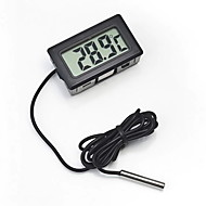 Electronic Digital Thermometer LCD Display for Aquarium Fish Tank
