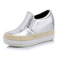Women's Loafers & Slip-Ons Spring / Fall Wedges / Platform / Round Toe / Flats Outdoor / Dress / Casual Wedge Heel