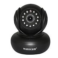 Wanscam® Wireless WiFi IP Security Camera with Pan Title and P2P Free Supporting 32G TIF Card