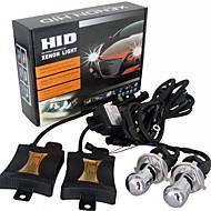 55w Xenon-hallo-low HID Kit Scheinwerferlampe dünne Drossel h4 9004/9007 H13 4300k 6000k 8000k 10000k
